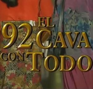 El 92 cava con todo (TV)