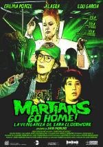 Martians Go Home! La venganza de Sara Clockwork (C)