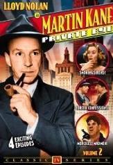 Martin Kane, Private Eye (TV Series)