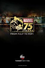 Marvel 75 Years: From Pulp to Pop! (TV)