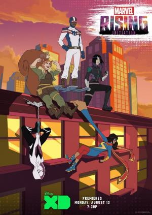 Marvel Rising: Initiation (Miniserie de TV)