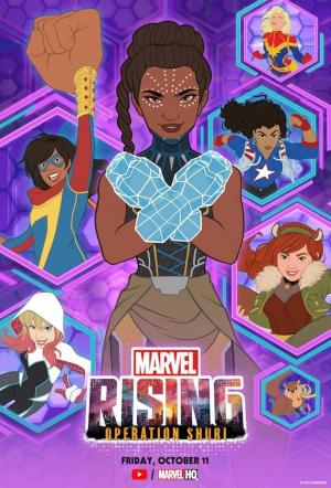 Marvel Rising: Operation Shuri (S)