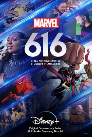 Marvel's 616 (TV Series)