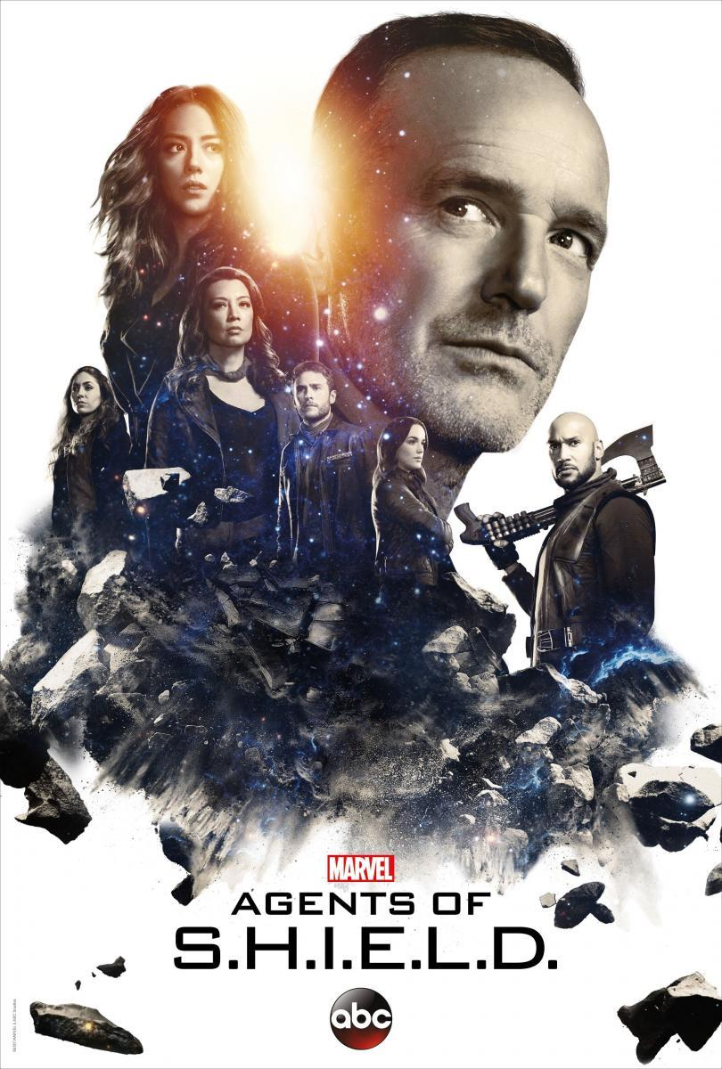 Marvel's Agents of S.H.I.E.L.D. (TV Series) Temporadas 5 Completas (Español Latino) 720p MEGA (Array)