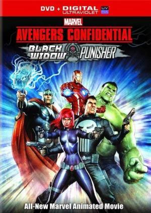 Marvel's Avengers Confidential: Black Widow & Punisher