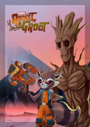 Marvel's Rocket & Groot (Serie de TV)