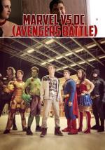 Marvel vs. DC (Avengers Battle!) (AKA RackaRacka: Marvel vs. DC) (C)