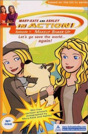 Mary-Kate and Ashley in Action! (TV Series)