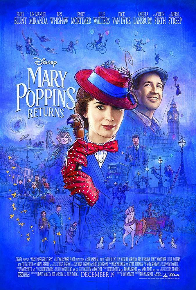 Mary Poppins Returns (...