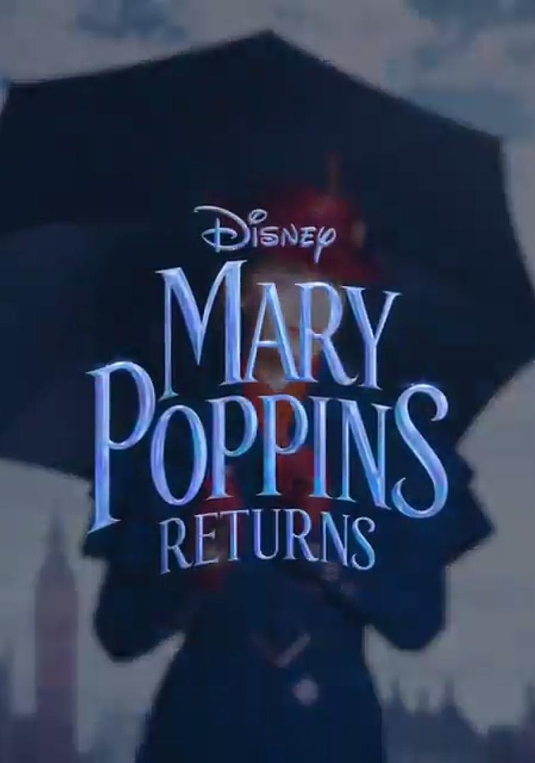 Resultado de imagen de regreso de mary poppins