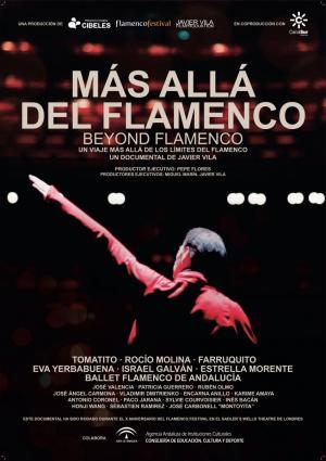 Más allá del flamenco
