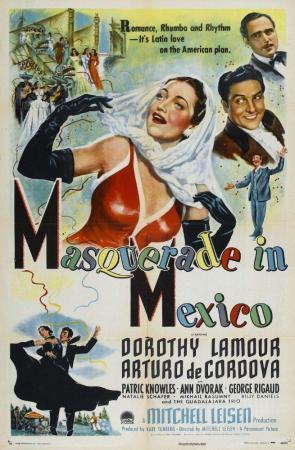 Mascarada en México