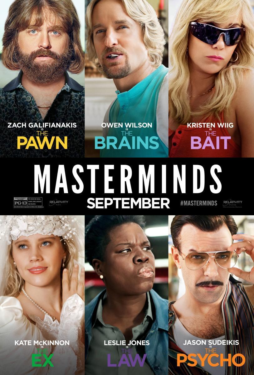 De-mentes criminales (2016) - FilmAffinity