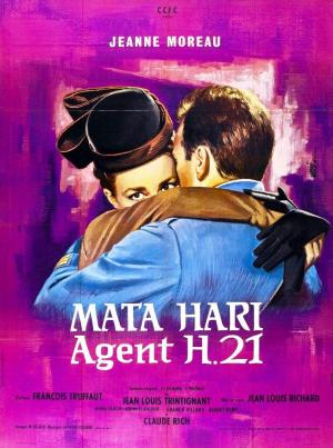 Mata Hari Agent H-21