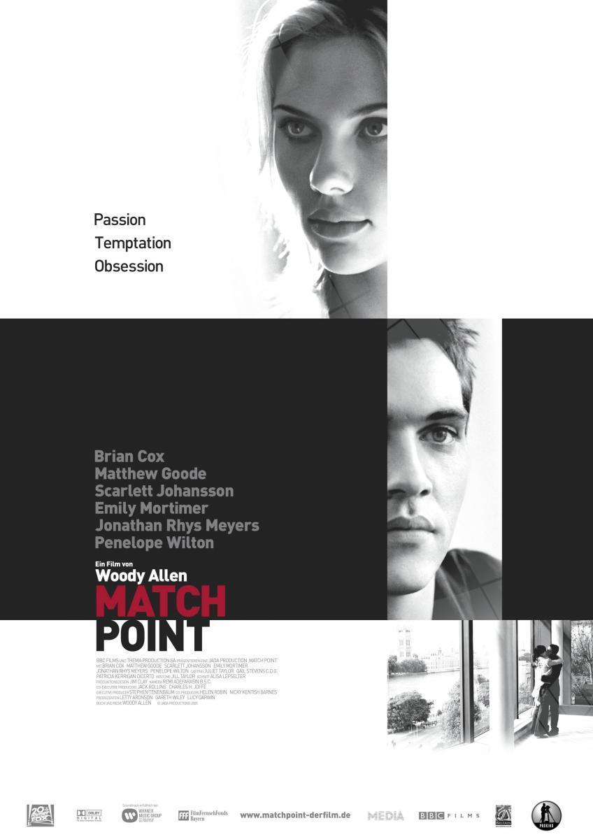 Match Point 2005 Filmaffinity