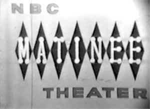 Matinee Theatre (Serie de TV)
