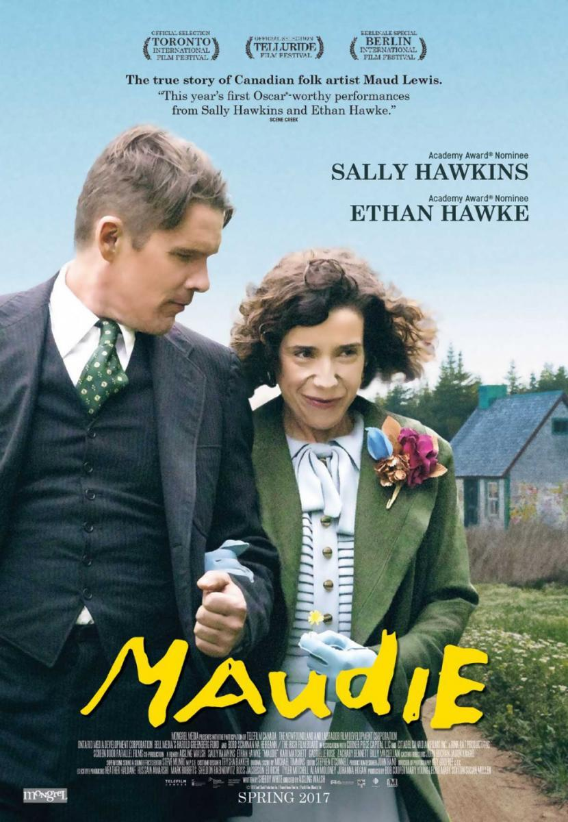 """Resultado de imagen de """"Maudie, el color de la vida"""""""