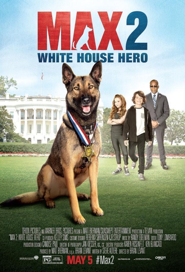Max 2: Héroe de la Casa Blanca (2017) HD Latino 1 LINK ()