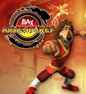 Max Adventures / Οι περιπέτειες του Μαξ Μεταγλωτισμένο