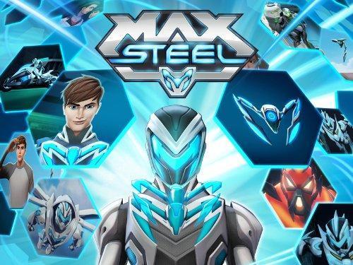 Max Steel Serie