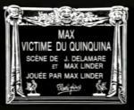 Víctima de la quinina (C)