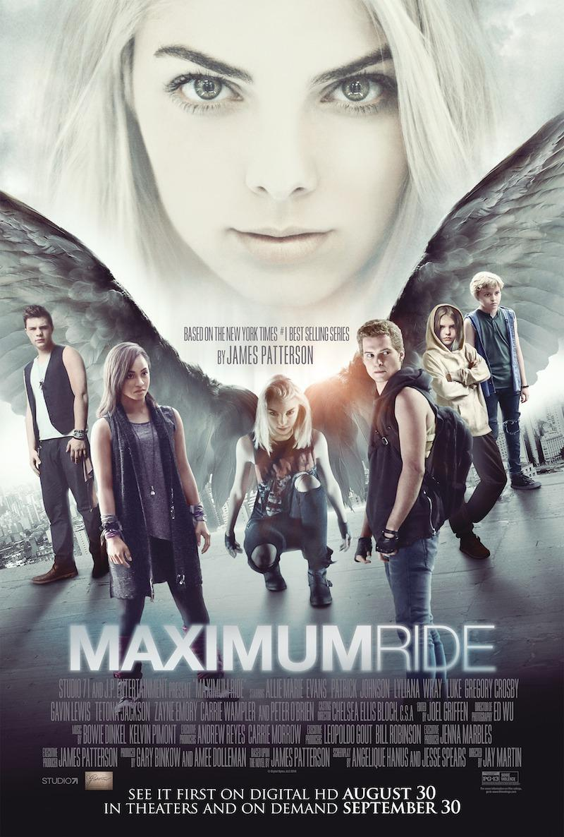 Maximum Ride: Proyecto Ángel (2016) ()