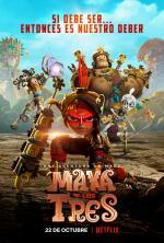 Maya and the Three (TV Miniseries)