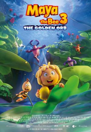 La abeja Maya: El orbe dorado