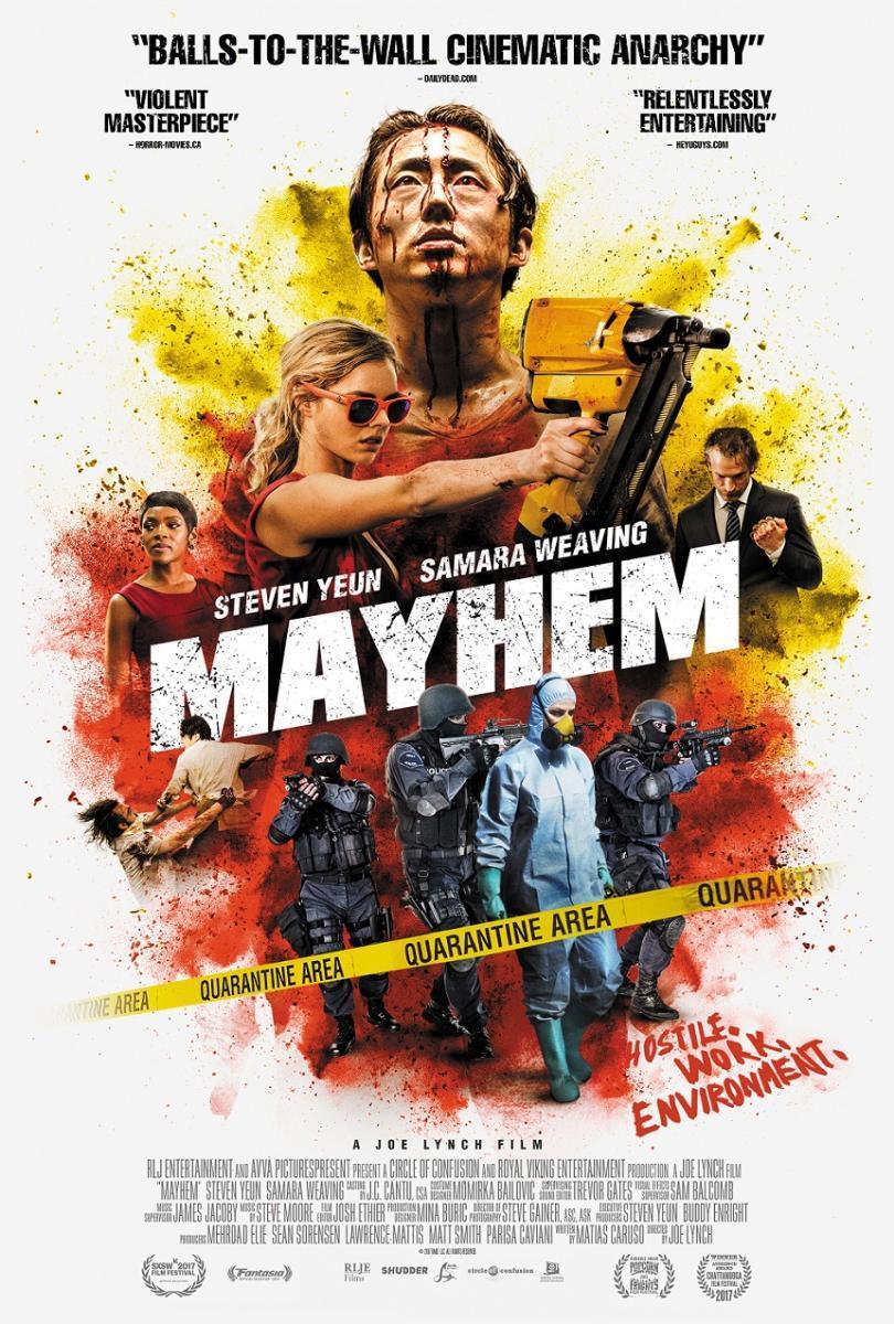 Mayhem (2017) 1 LINK HD Uptobox