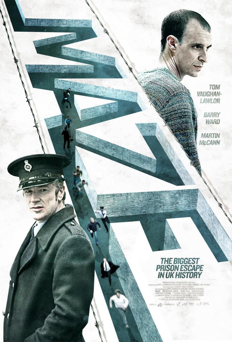 La fuga de Maze (2017) Gratis en MEGA ()