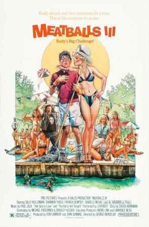 Los albóndigas 3: Trabajo de verano