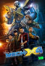 Mech-X4 (TV Series)