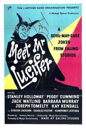 Meet Mr. Lucifer