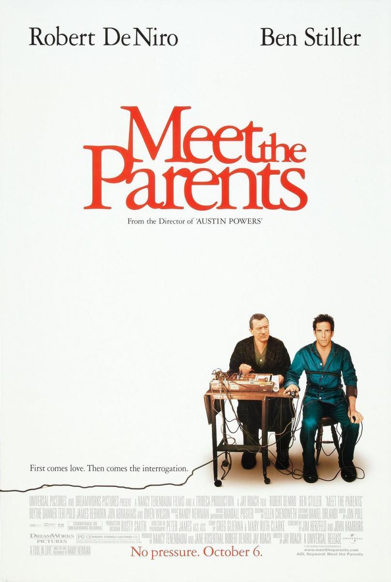 tv meet the parents cast