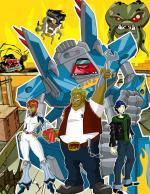 Megas XLR (Serie de TV)