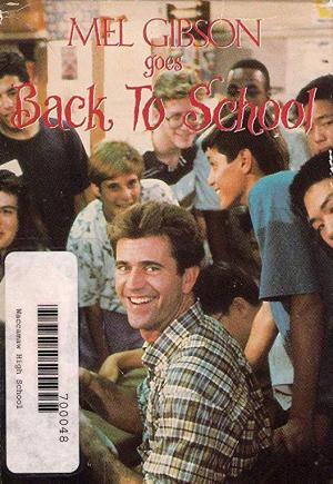 Mel Gibson Goes Back to School (TV)