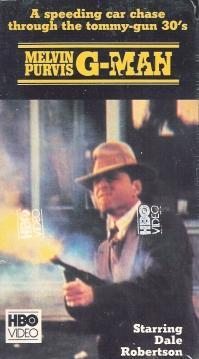 Melvin Purvis G-MAN (TV)