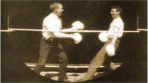 Men Boxing (C)