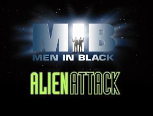 Men in Black Alien Attack (C)