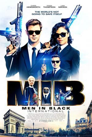 Ver Hombres de negro: MIB Internacional / Men in Black 2019 Online