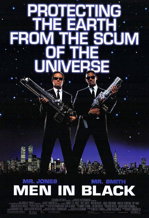 Hombres de negro (1997) ()