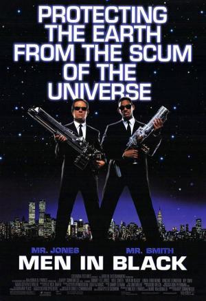 Enigmas del universo: Men in Black (Hombres de negro)