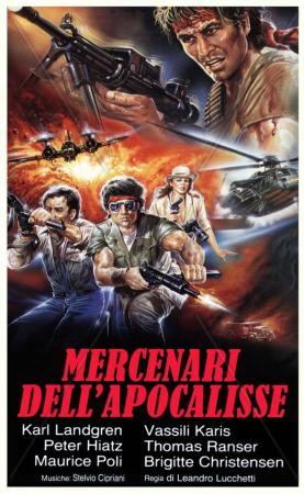 Mercenarios del apocalipsis
