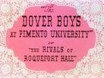 The Dover Boys (C)