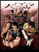 Death Clock Metalocalypse (TV Series)