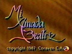 Mi amada Beatriz (Serie de TV)