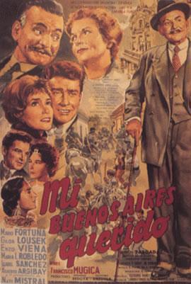 Mi Buenos Aires Querido 1961 Filmaffinity