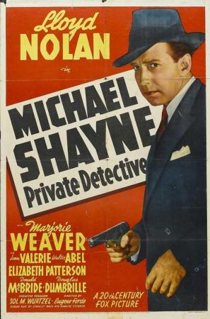 Michael Shayne: Detective Privado
