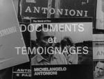Antonioni: Documents and Testimonials (TV)