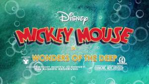 Mickey Mouse: Wonders of the Deep (TV) (S)